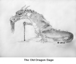 The Old Dragon Sage